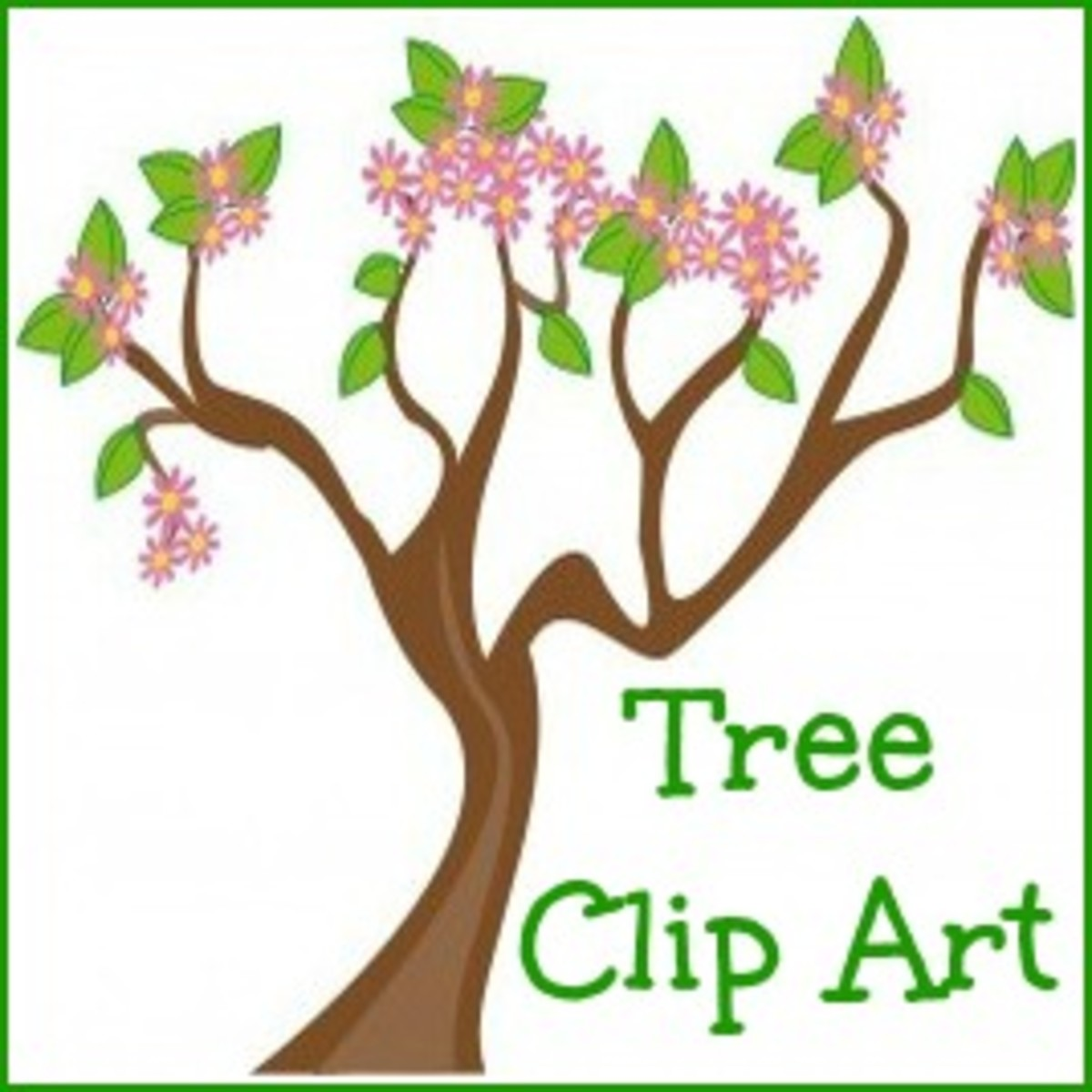 TREE CLIP ART | 175 Free Clip Art Trees
