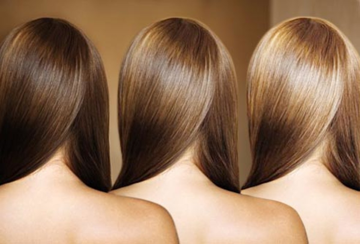 Most natural hair dyes work progressively, although some of them have immediate results.