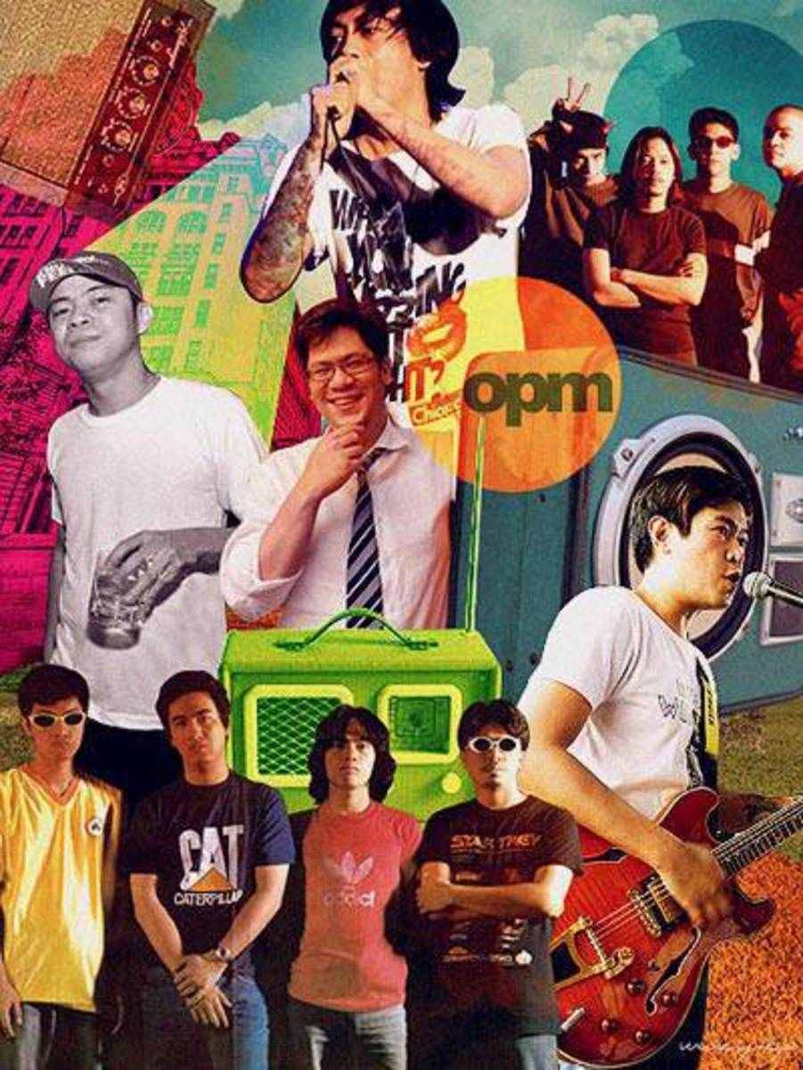 My Favorite Filipino Pop Tunes of the '70s and '80s