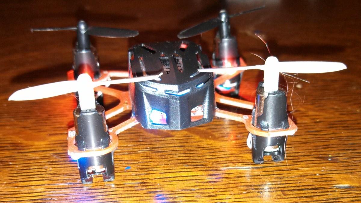 Estes Proto X Quad Copter- Under $40
