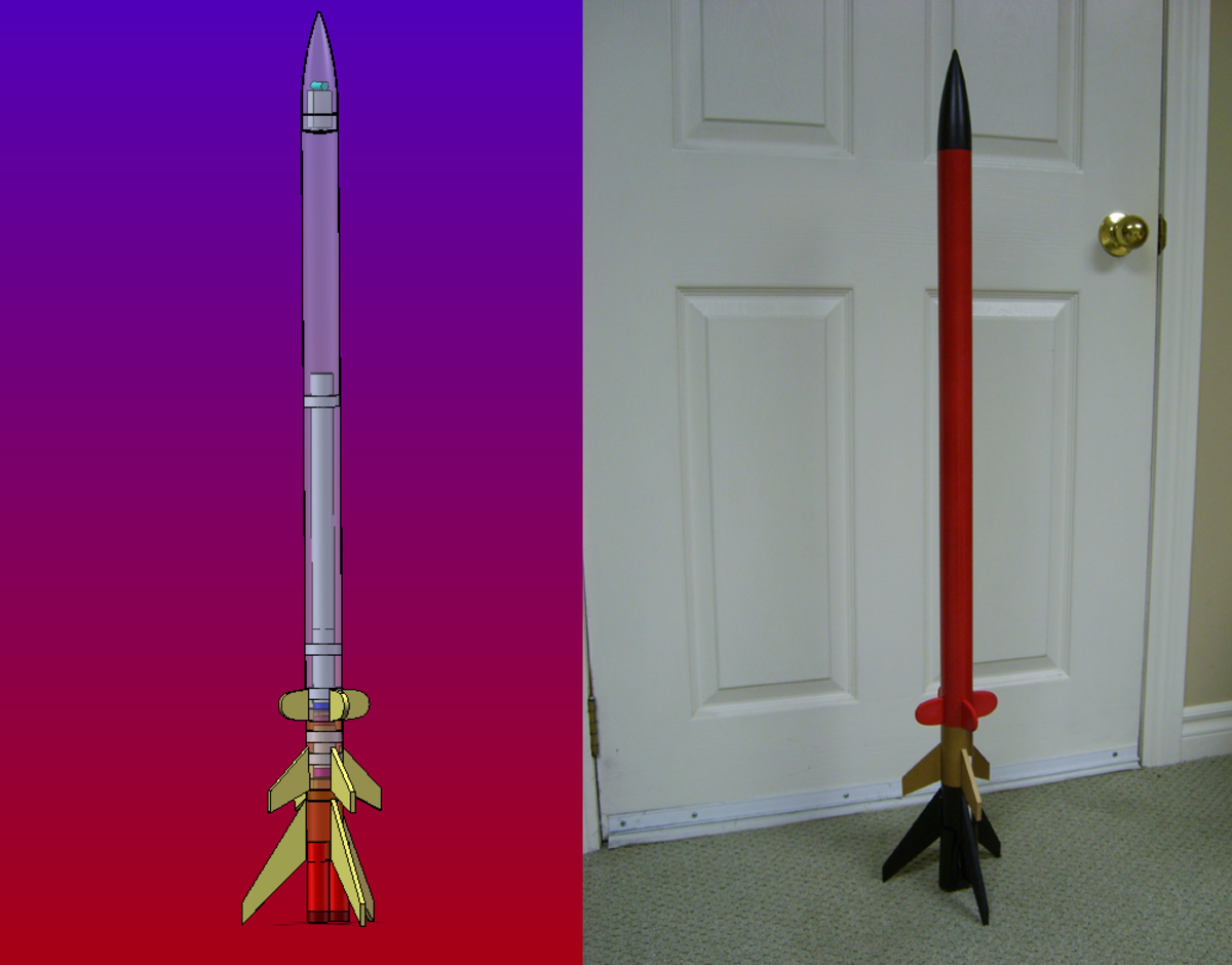 R is for Rocket - The Basics of Model Rocketry