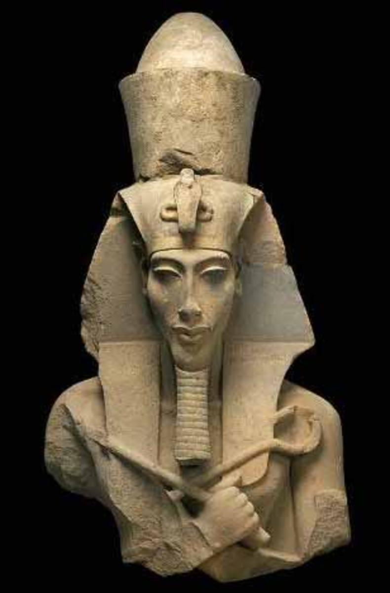 Amenhotep IV / Akhenaten