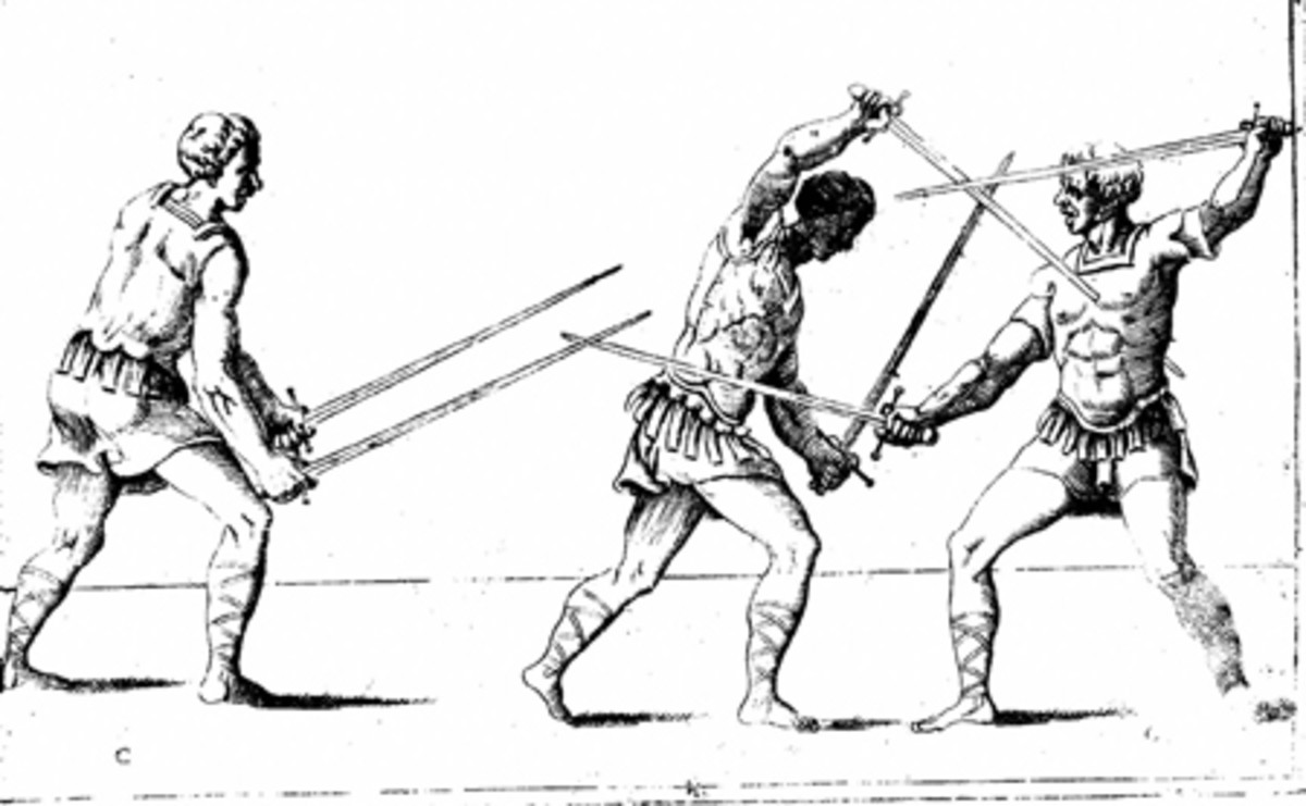 Online Filipino Martial Arts Solo Training