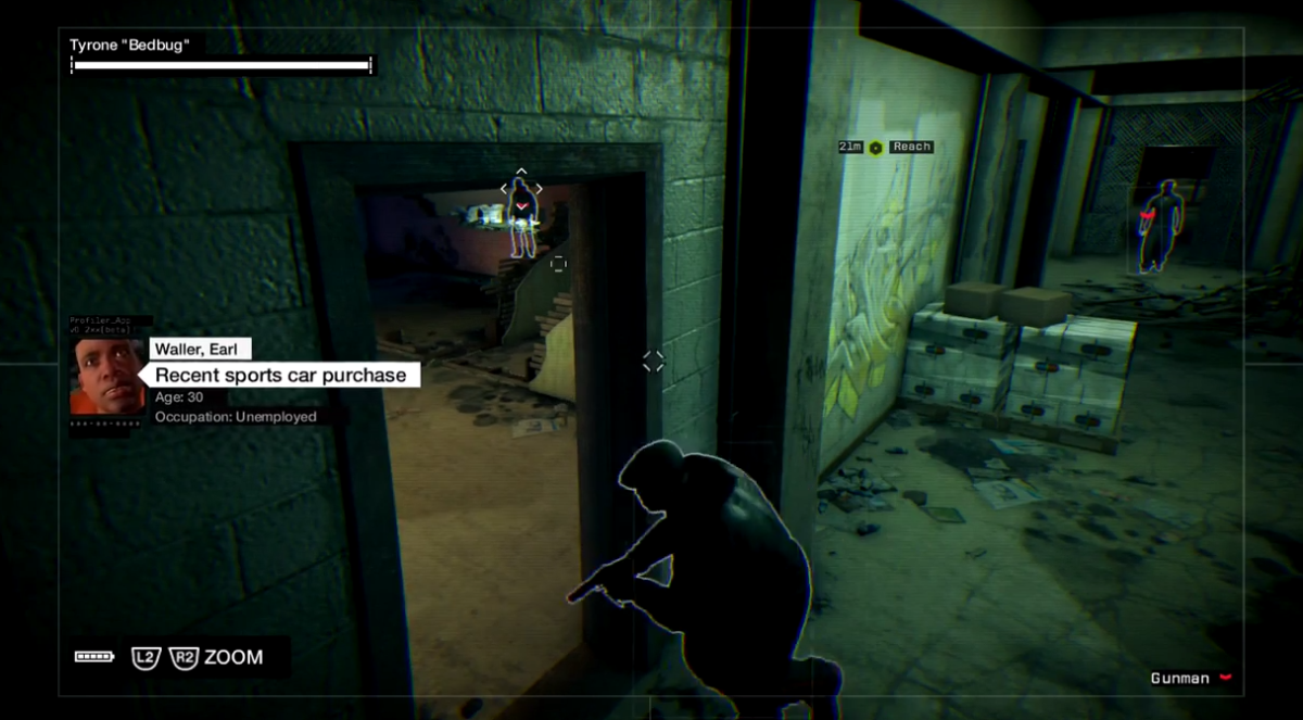 Watch Dogs Walkthrough, Part Twenty-Six: Planting a Bug