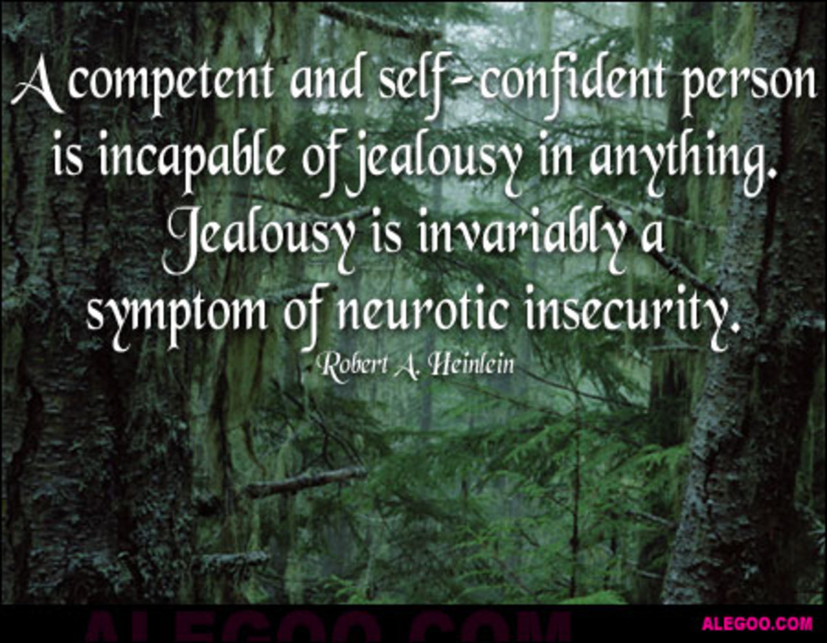 why do we get jealous?