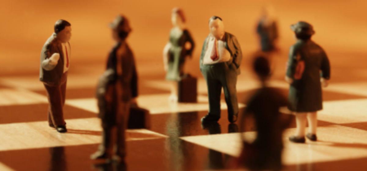 chessboard life is like a chessboard