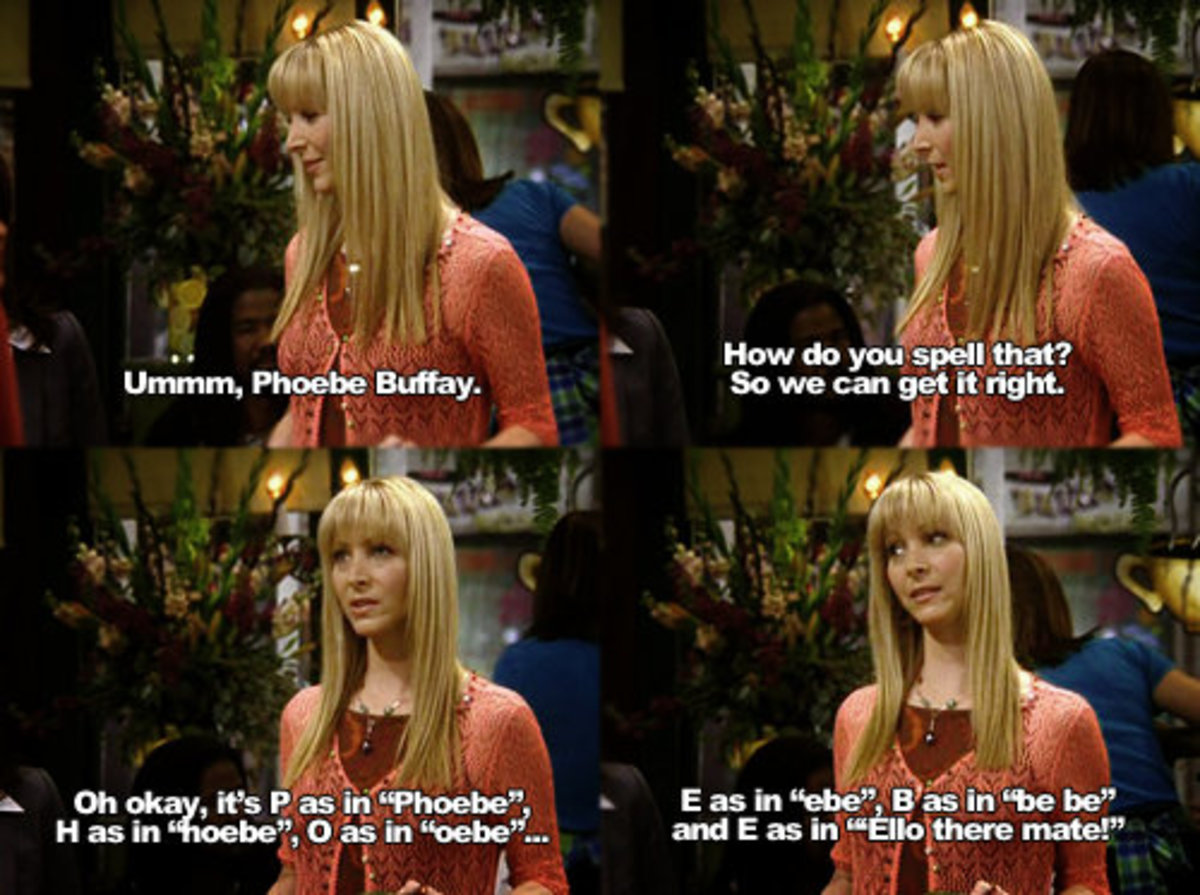 15 Best Quotes from Friends