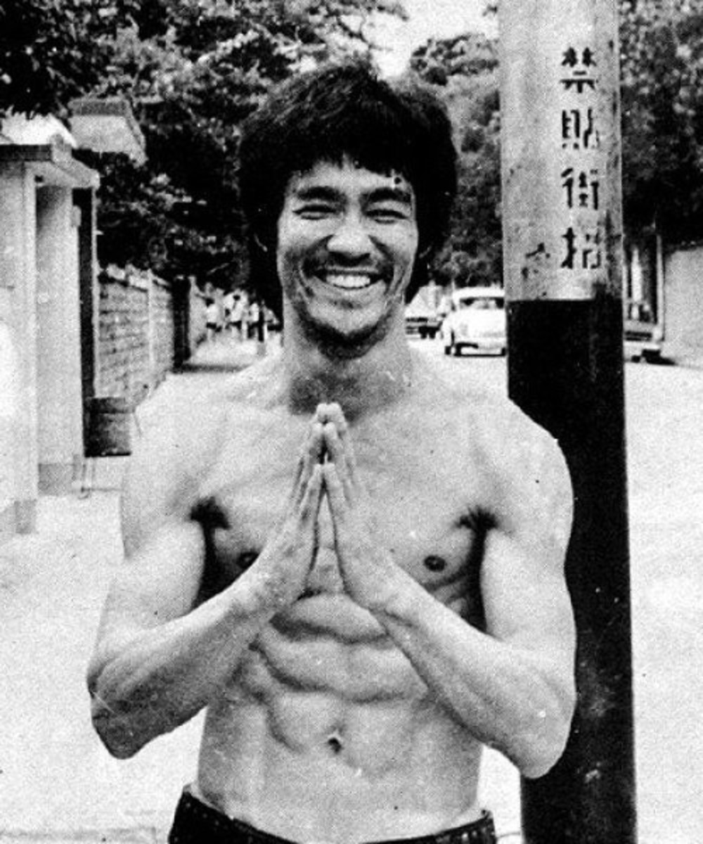Bruce Lee Workout Routine