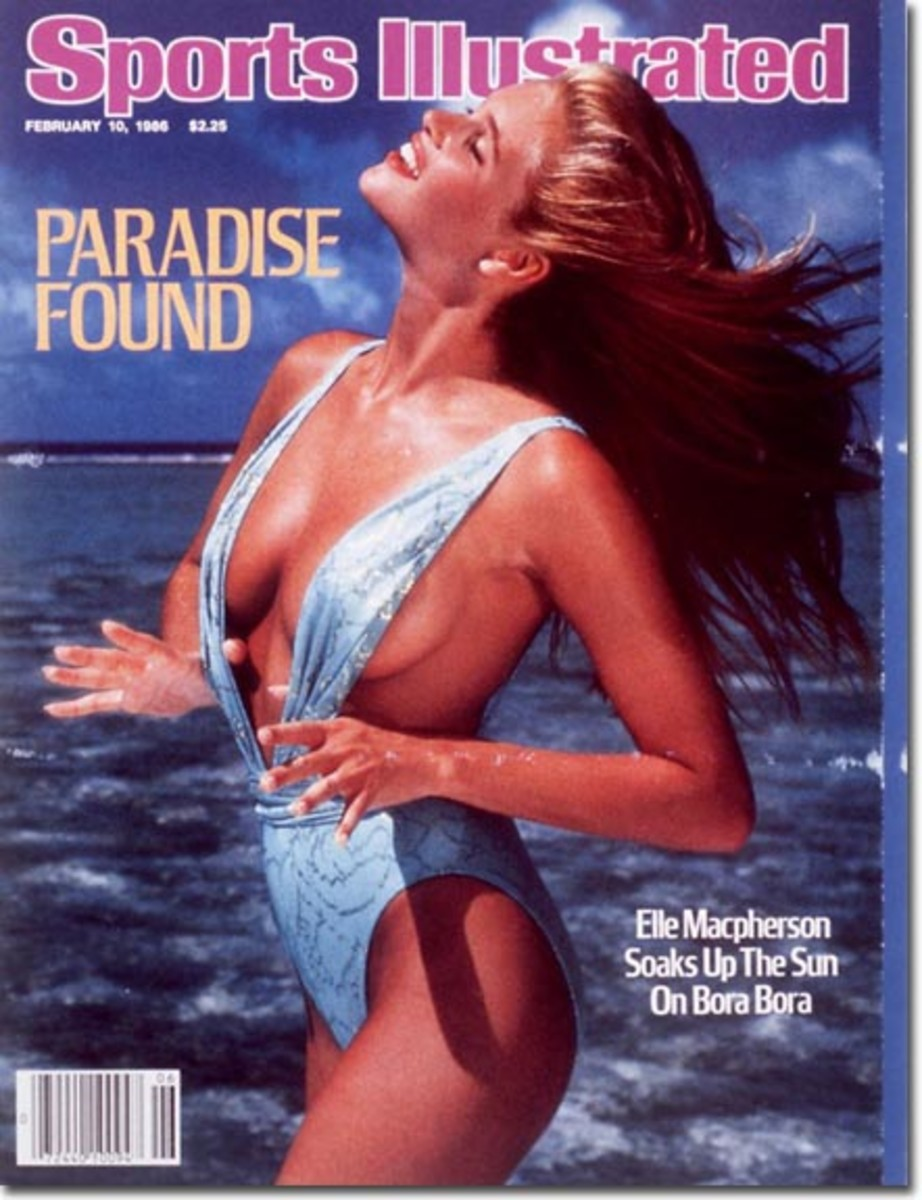 Elle MacPherson Sports Illustrated 1986