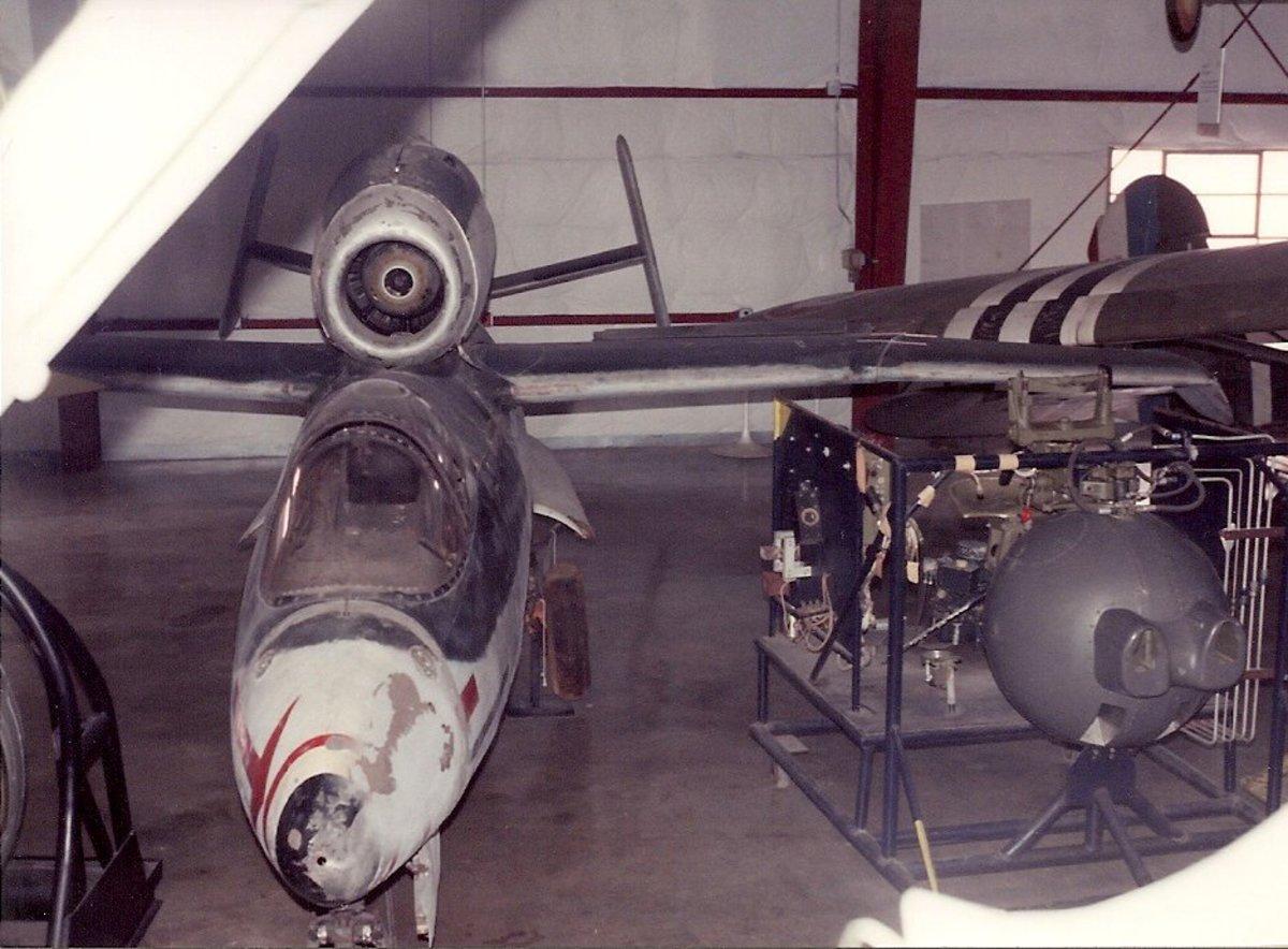 The National Air & Space Museum's He-162 Salamander