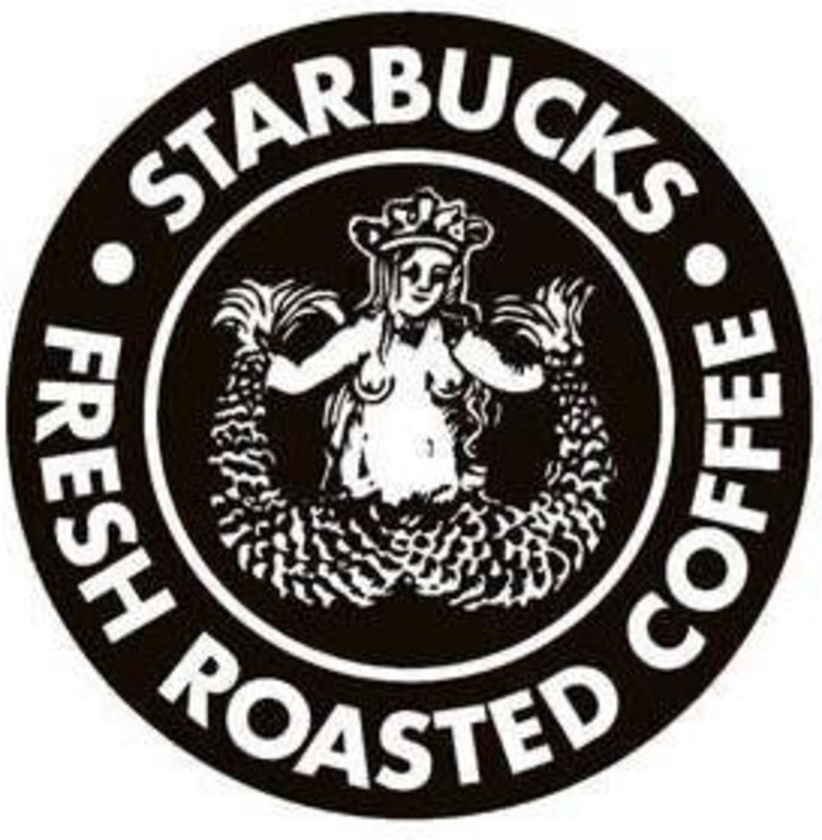 Top coffee house franchise displays the Mermaid , symbol of Mami Wata.
