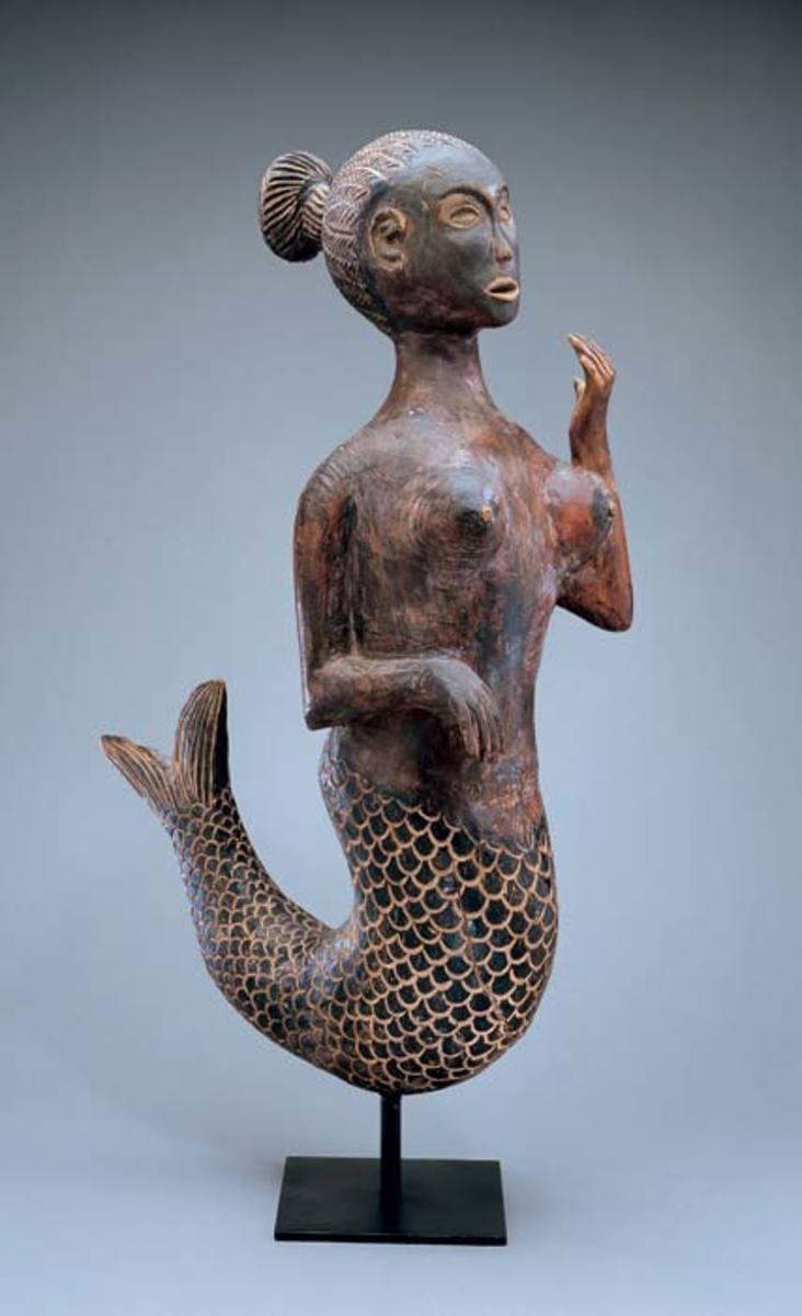 Dona Fish. Ovimbundu peoples, Angola. Circa 1950s-1960 Photo by Don Cole.