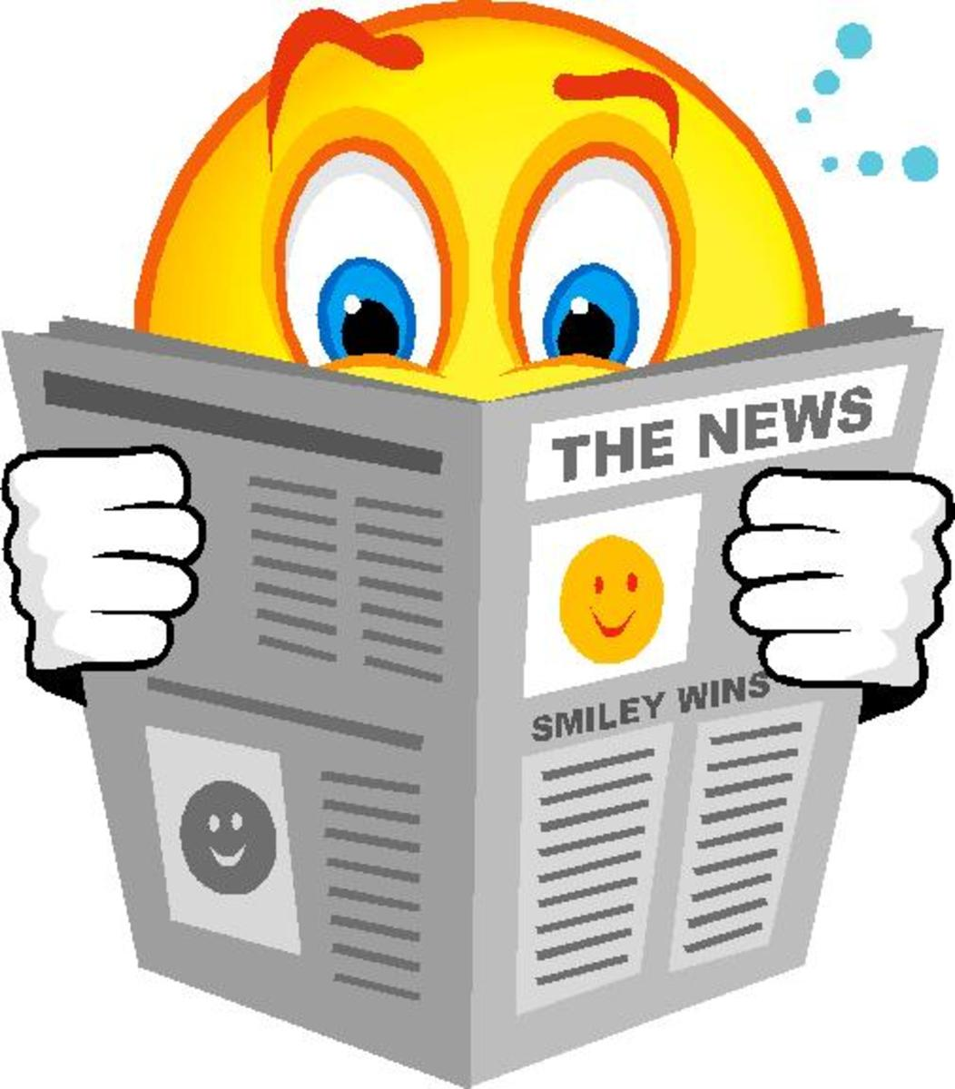 A well written Newsletter is entertaining, informative, shows something new and has active parts like links, contests, photos or riddles.