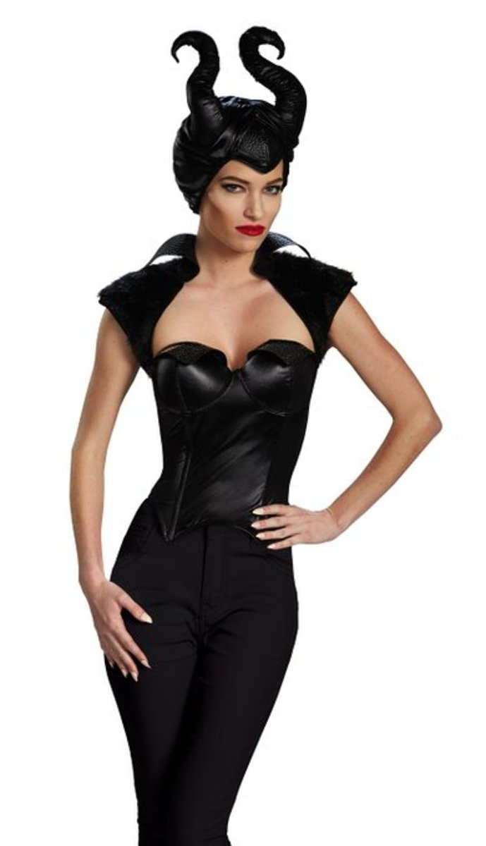 Sexy Maleficent Costume for Women