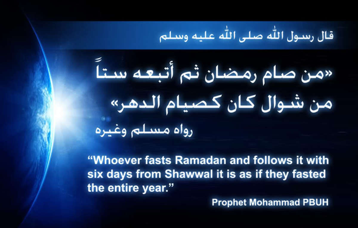 Fasting Six Days in Shawwal After Ramadan