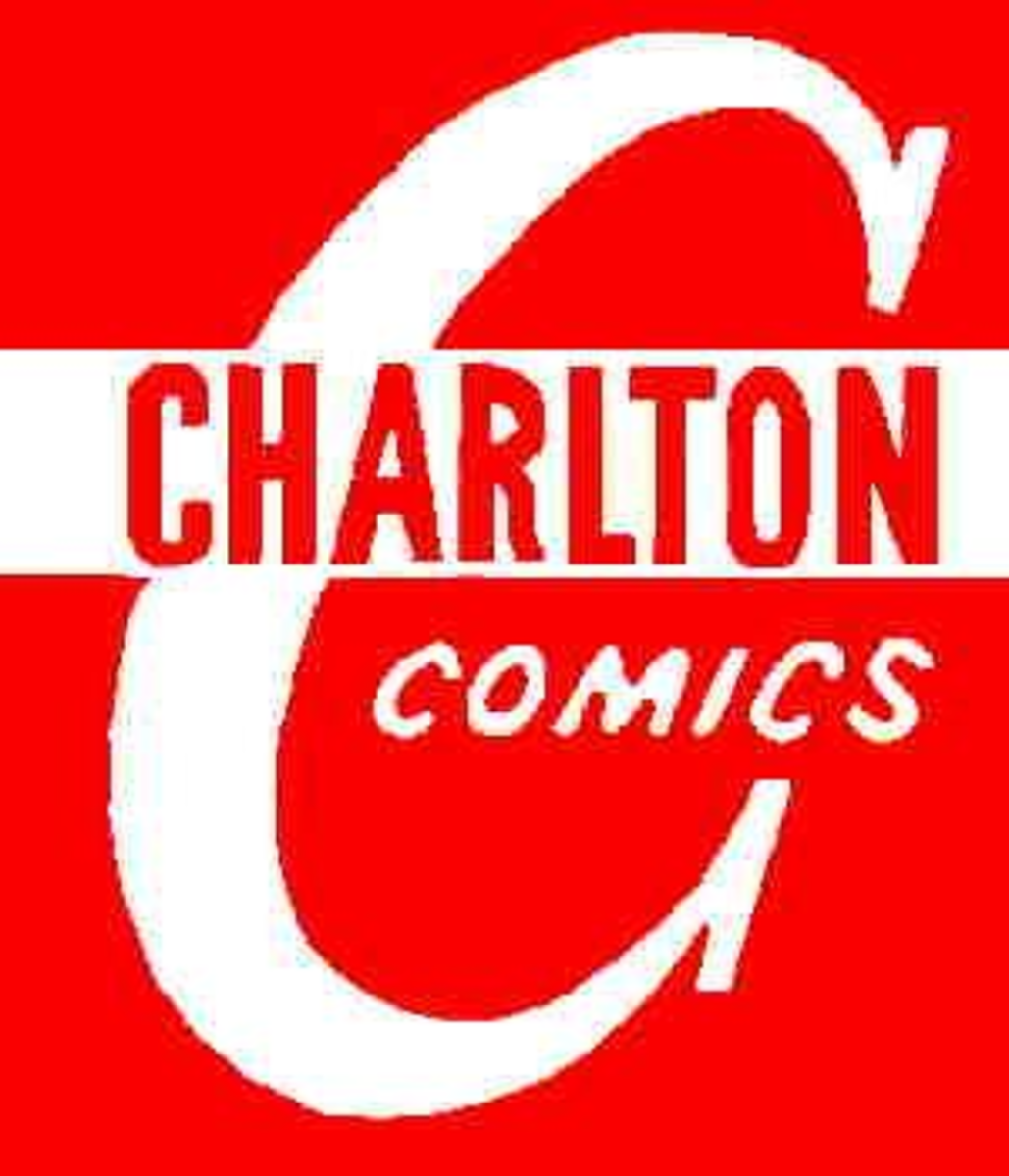 The Best Worst Comic Book Company Ever: Charlton Comics