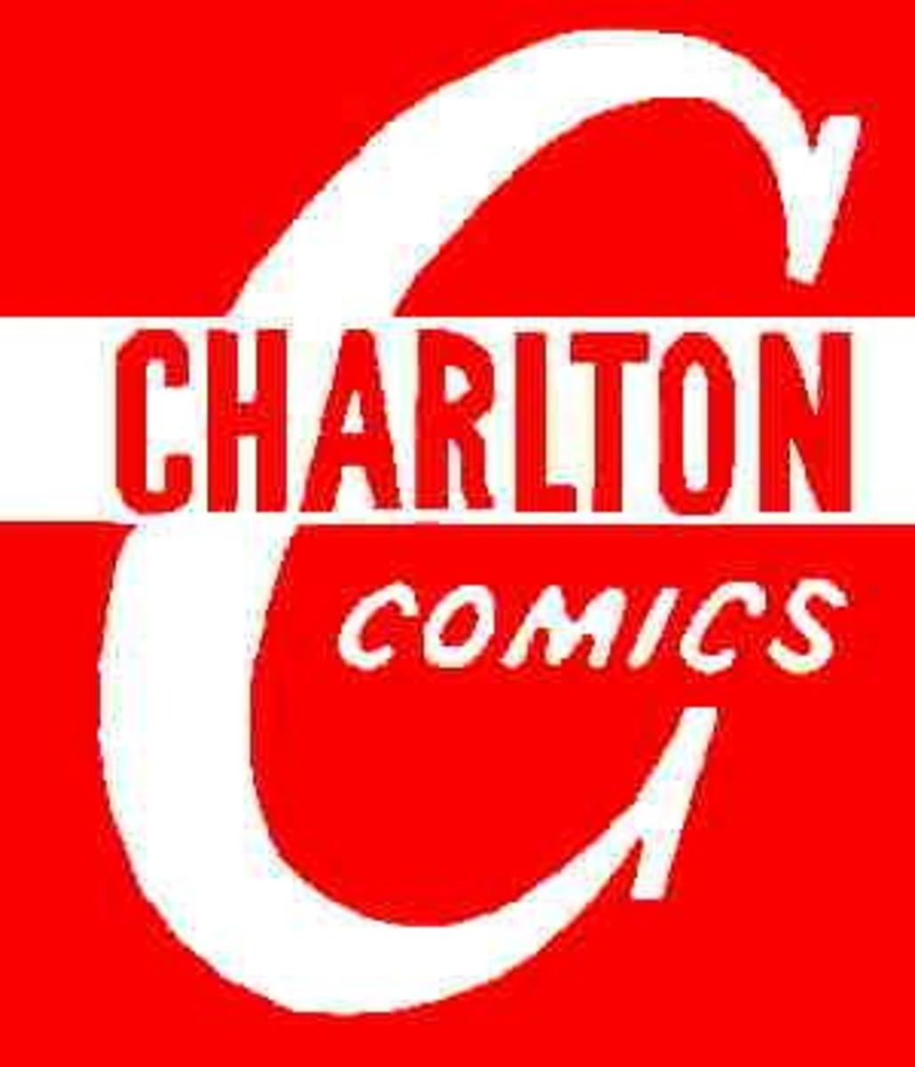 Charlton's 1960s cover logo.
