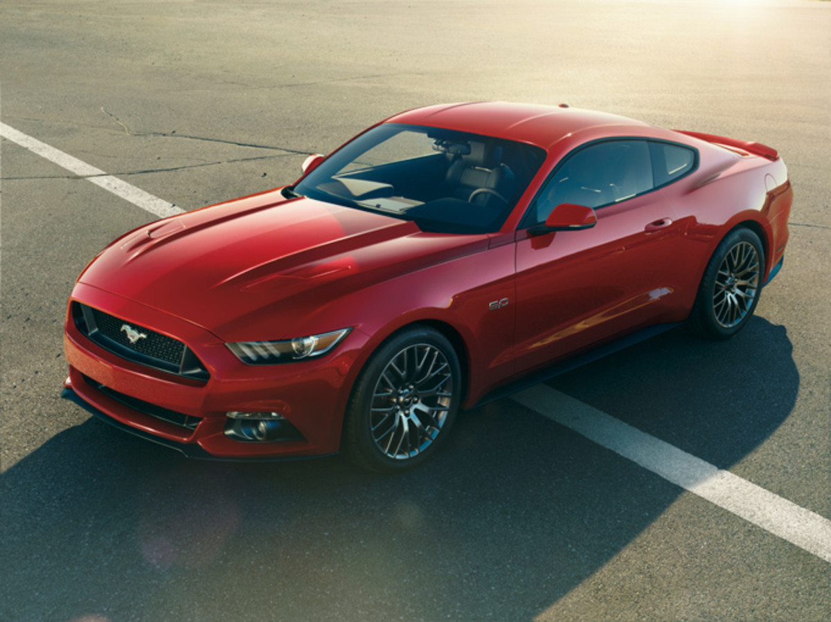 2015 Ford Mustang 6th generation