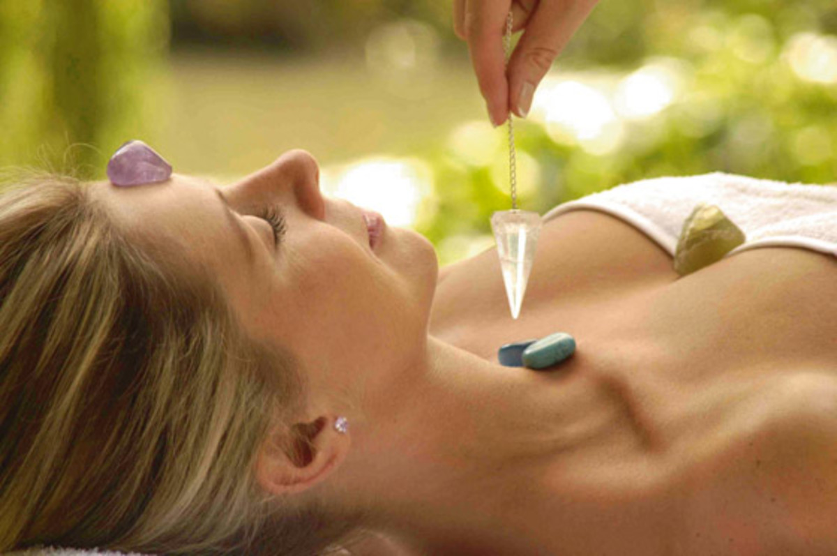 Using Healing Crystals to Cure Common Ailments