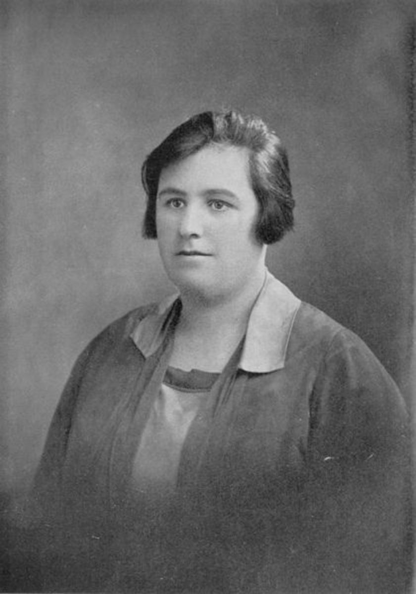Portrait of Helen Duncan