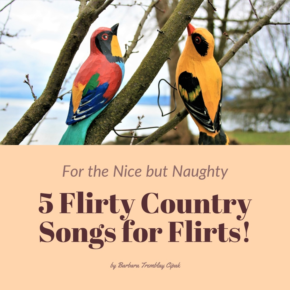 5 Flirty Country Songs