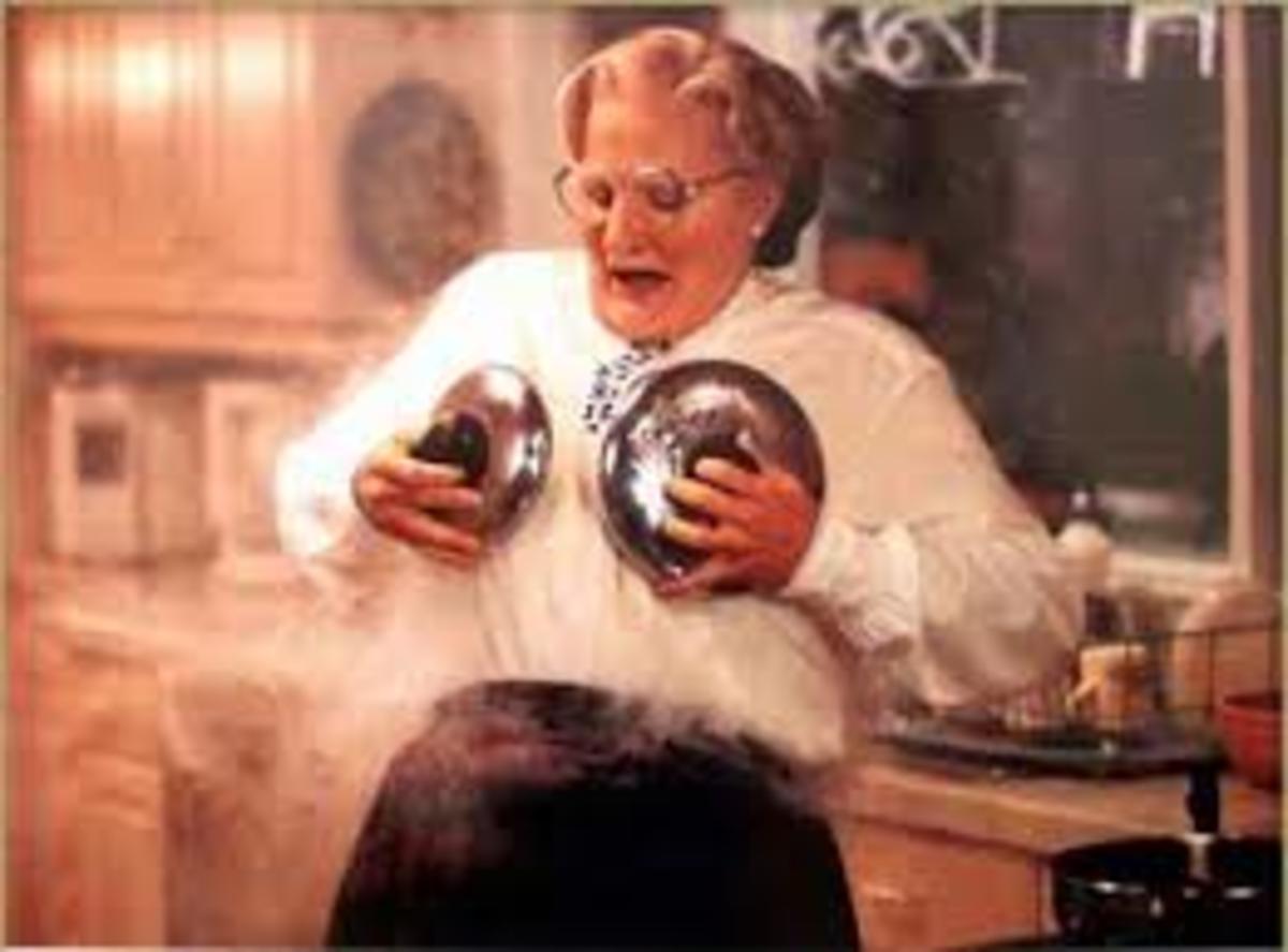 Mrs. Doubtfire (1993) screenshot