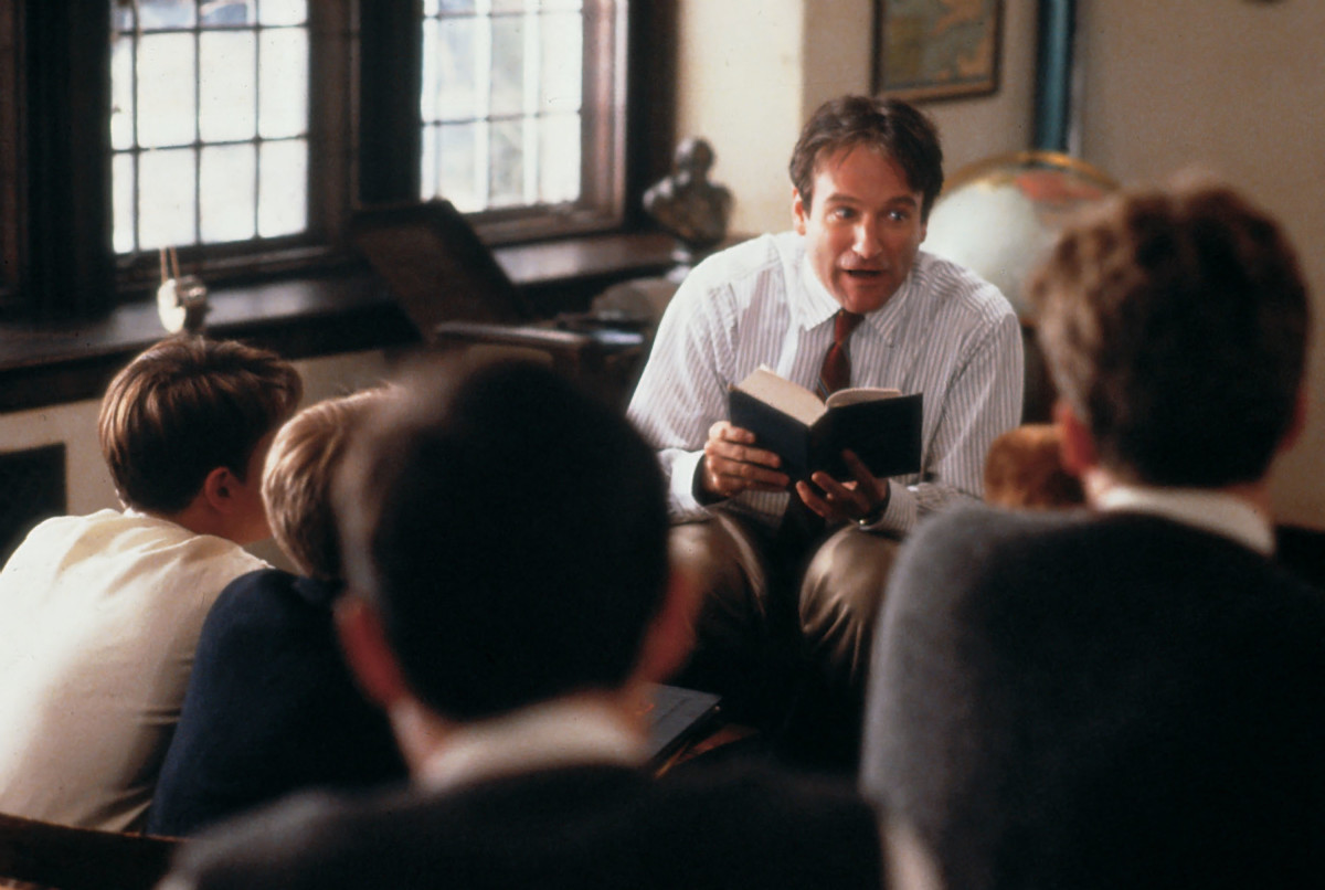 Dead Poets Society (1989) screenshot