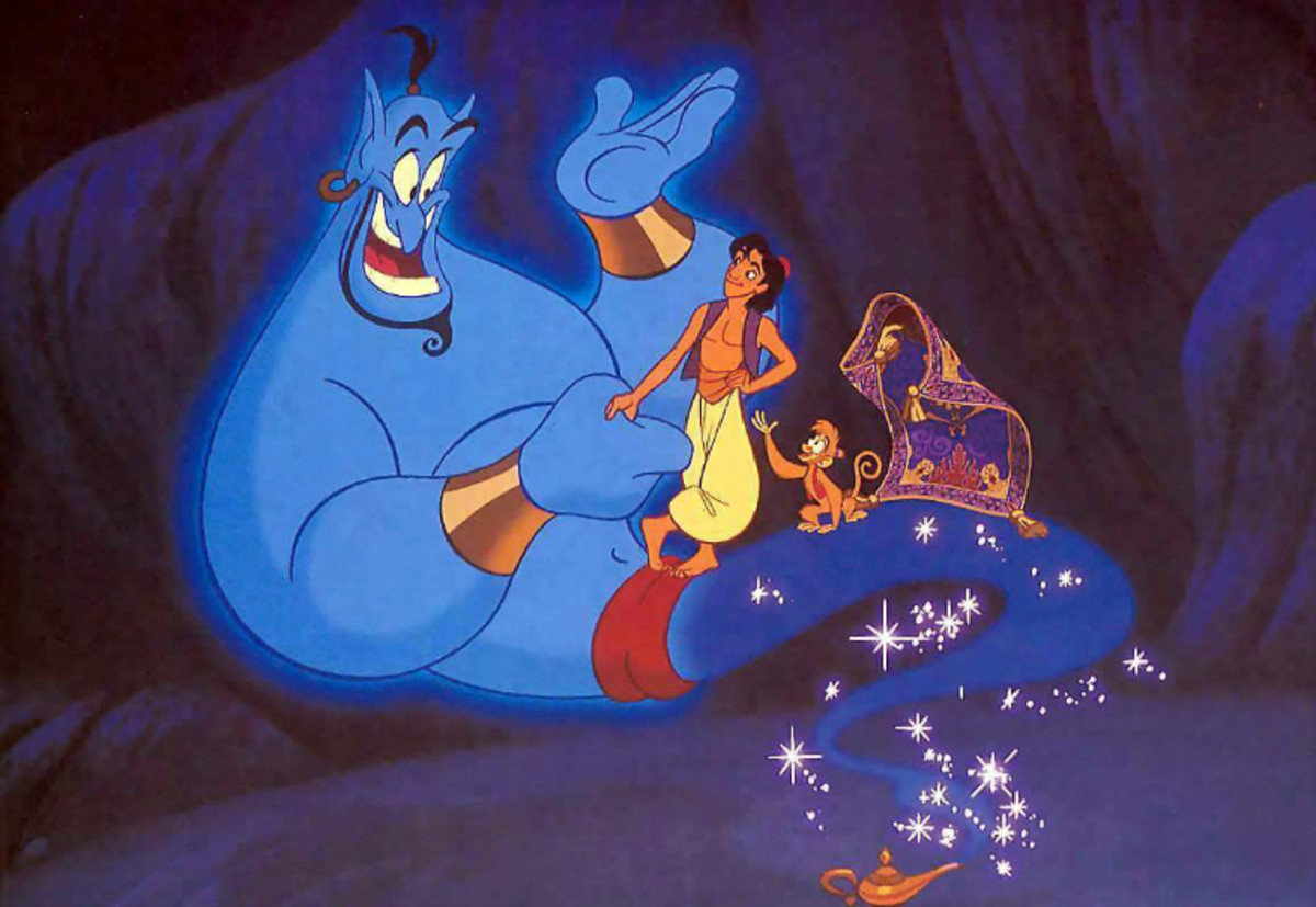 Aladdin (1992) screenshot