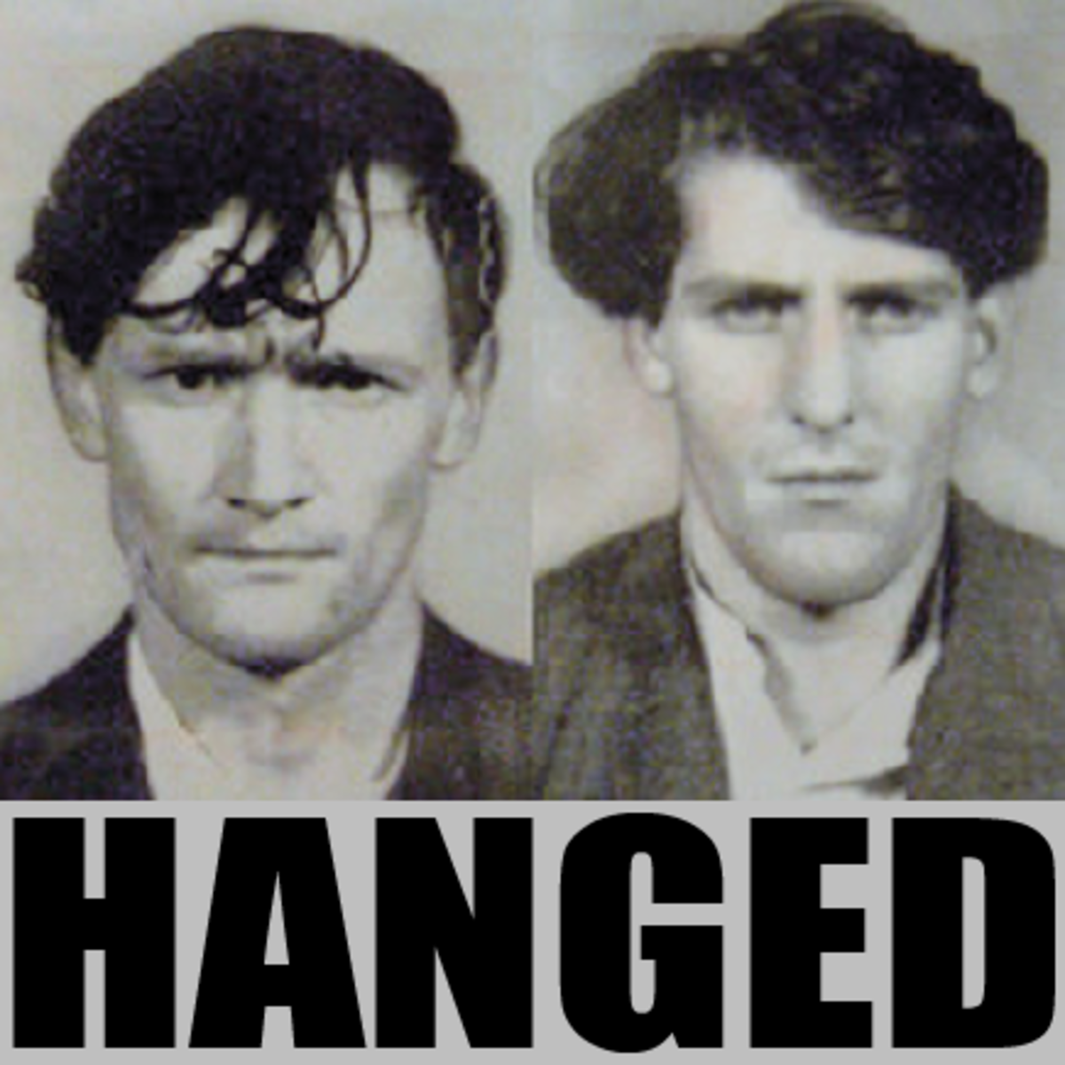 Gwynne Evans & Peter Allen: The Last People to be Hanged in the UK