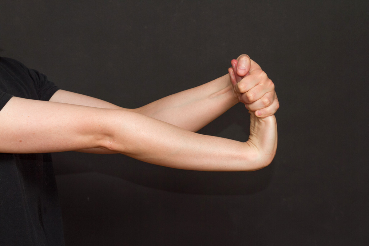Flexor stretch