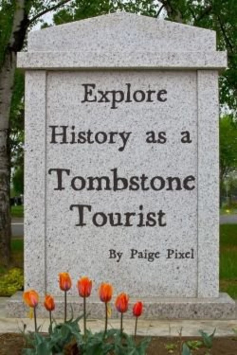 Explore history as a tombstone tourist
