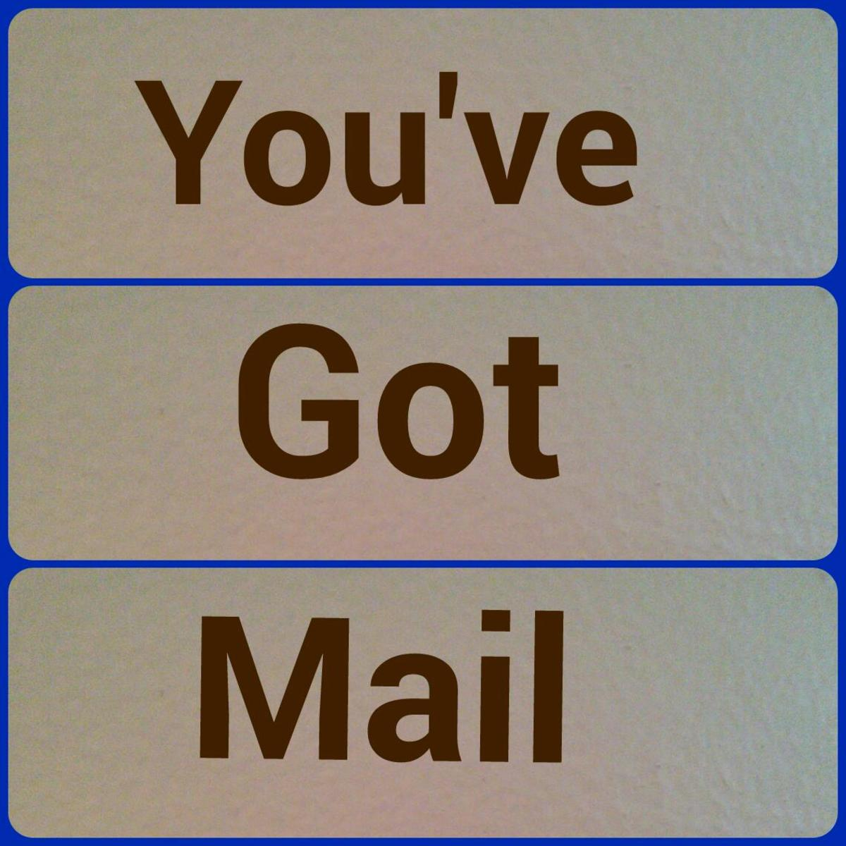 How to Check Mail in Order and Chaos | HubPages