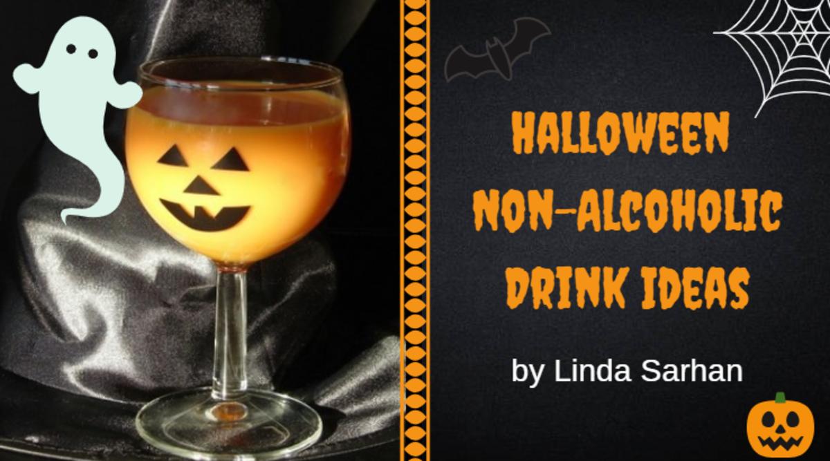 Halloween Non-Alcoholic Drink Ideas