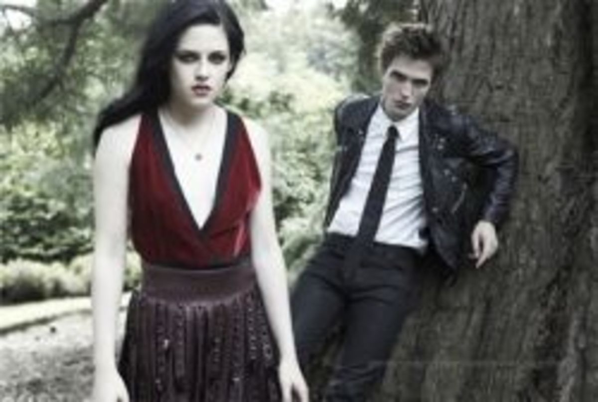 2008 Twililght Movie Picture