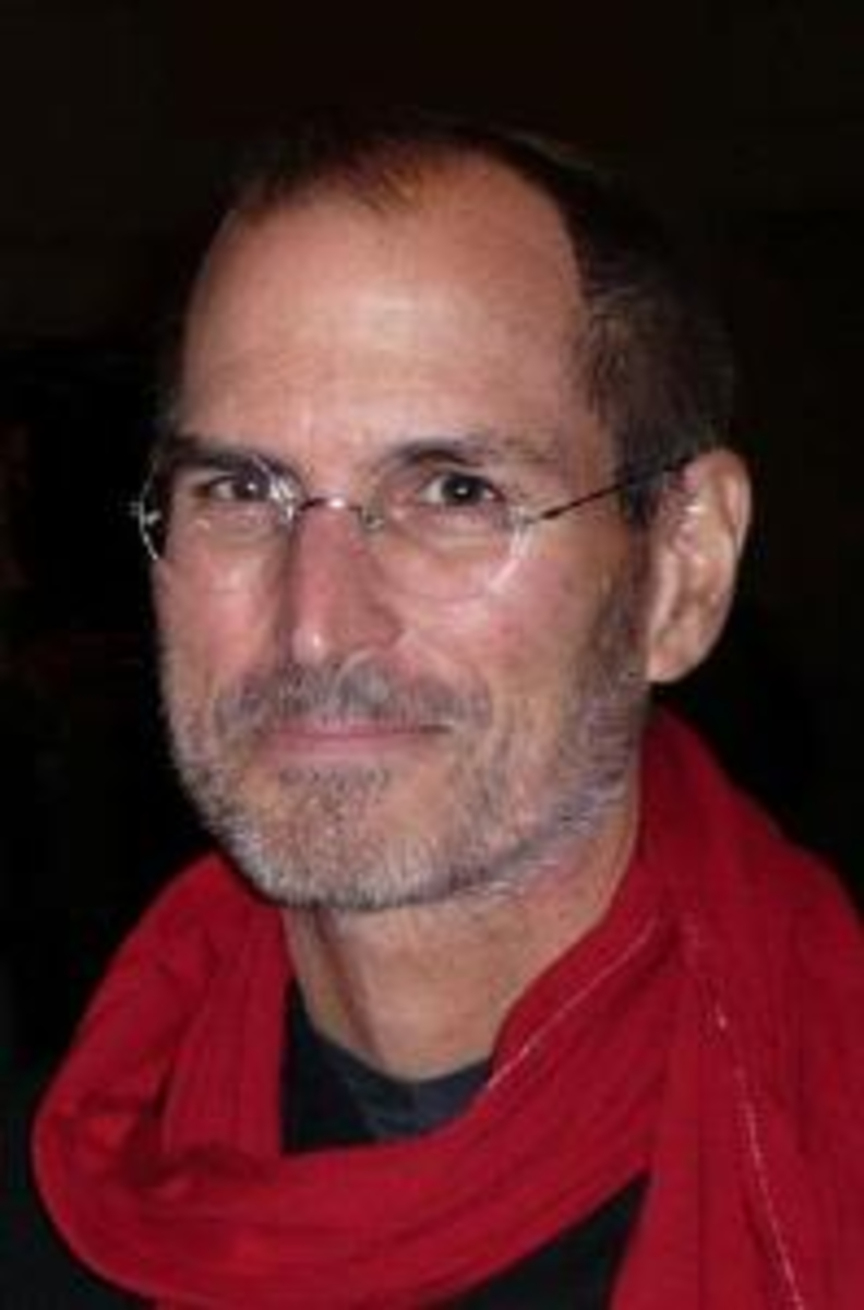 Steven Paul Jobs. (Image by Steve Jurvetson, CC)