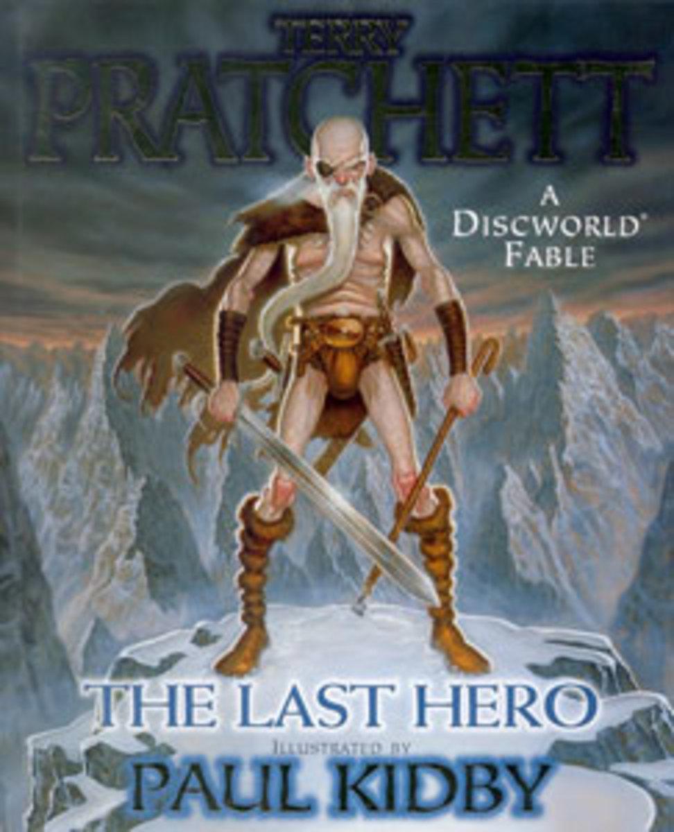 The Last Hero cover.