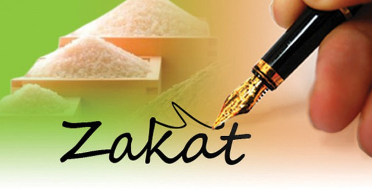 The importance of Zakat (Charity) in an Islamic Economy