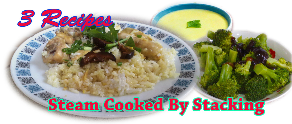 staking-cooks-a-complete-meal-in-steam-cooking