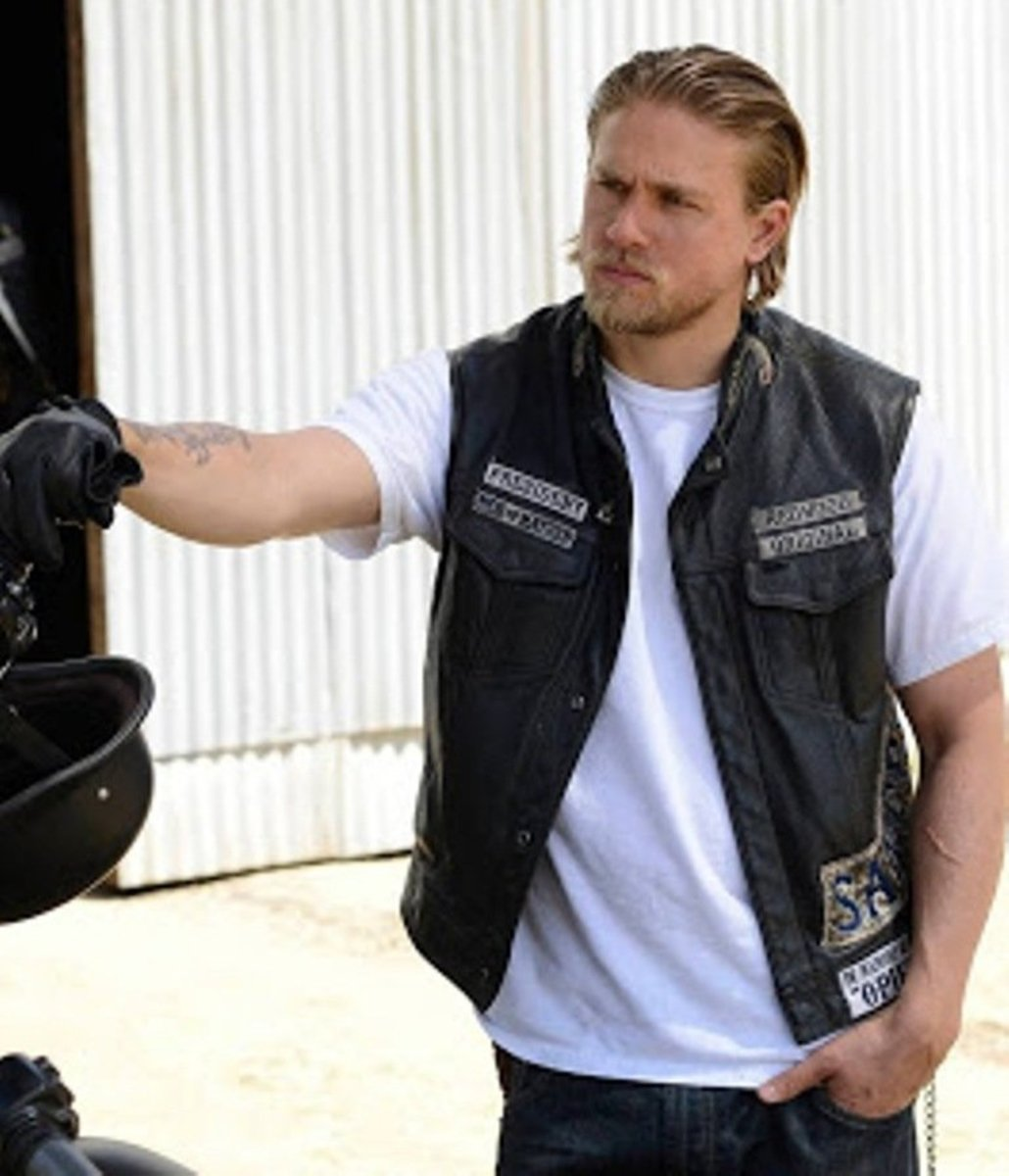 DIY Jax Teller Halloween Costume
