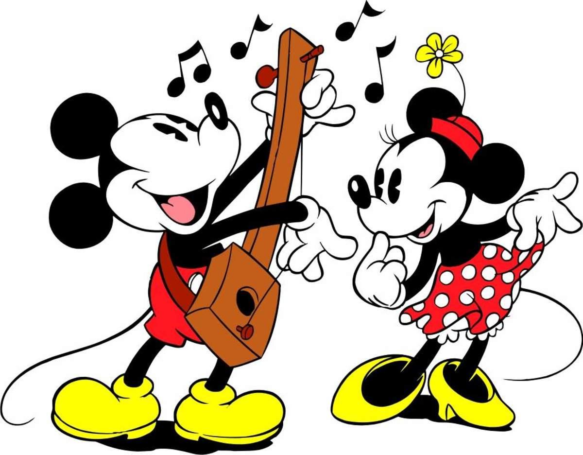 My Top 10 Favorite Classic Disney Songs