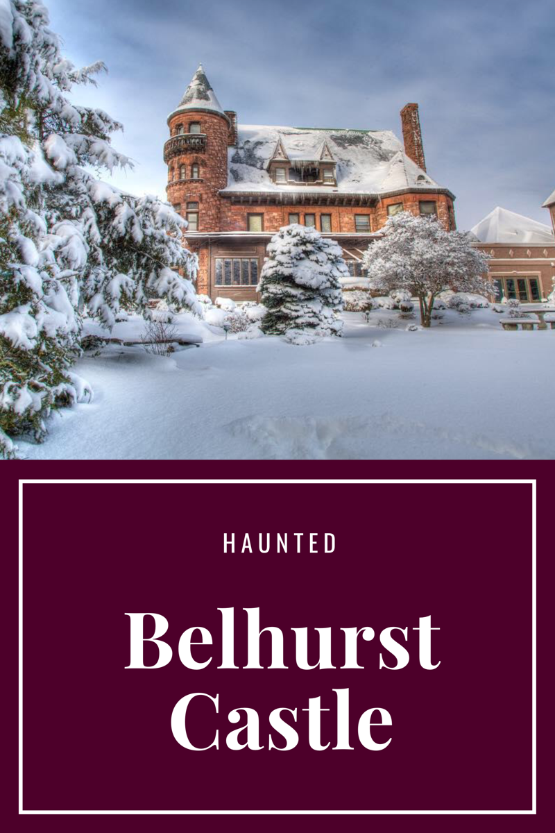 Belhurst Castle - Haunted Places in Upstate New York