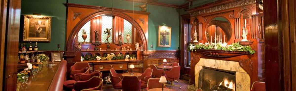 Dining At Belhurst Castle Geneva, New York