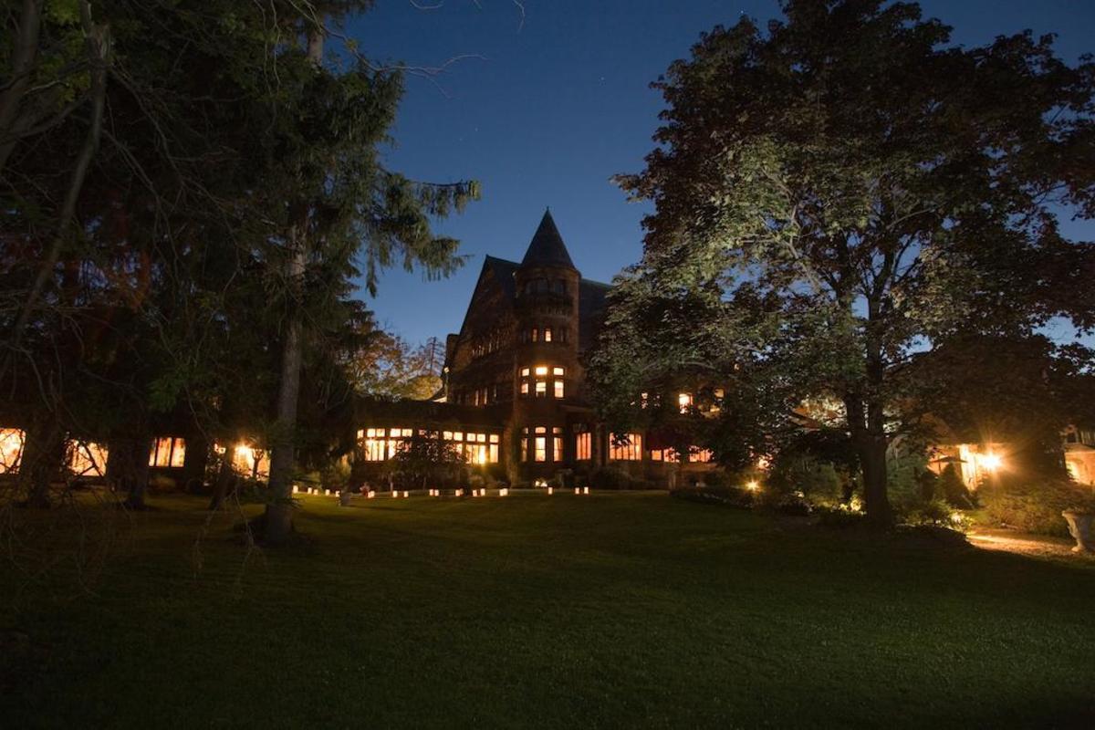 Belhurst at Night