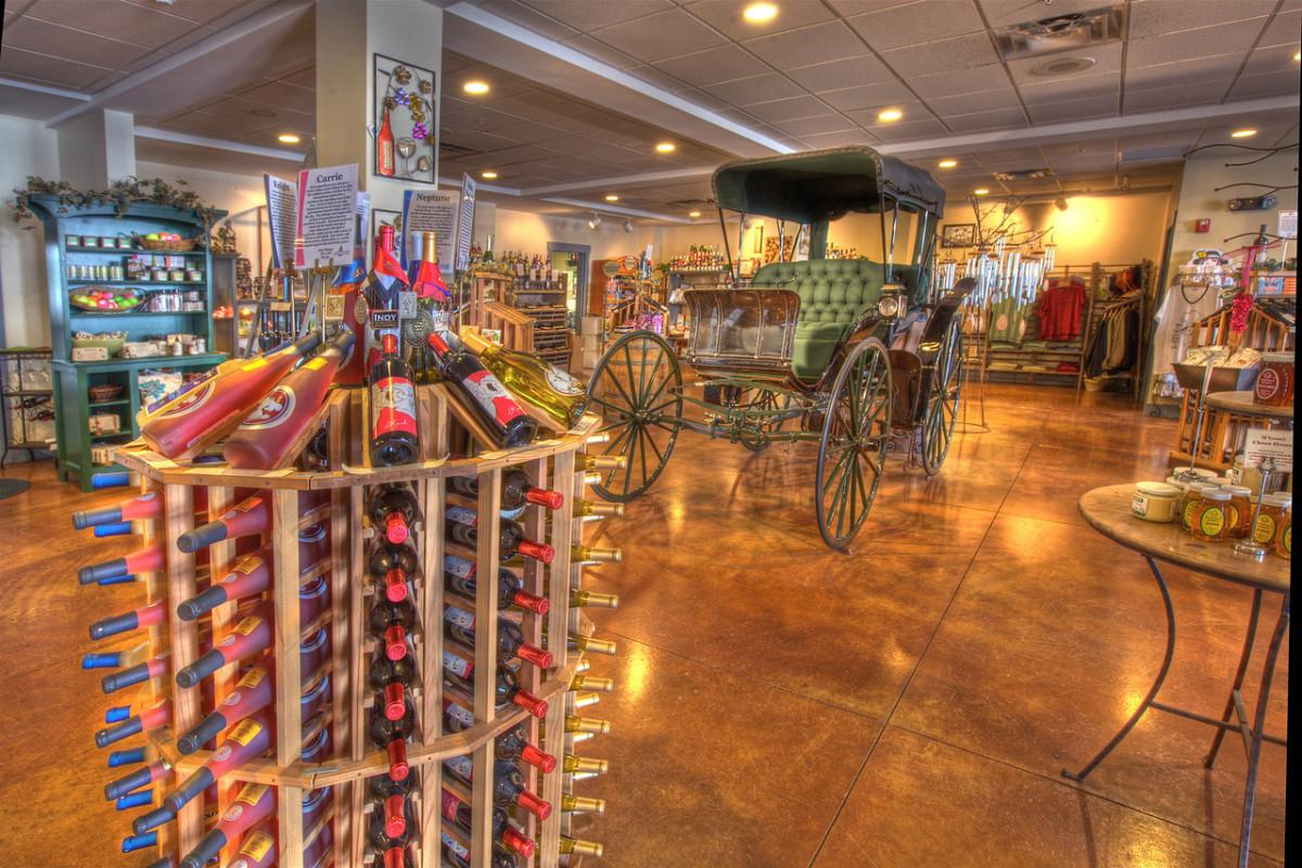 Belhurst Estate Winery Geneva, New York
