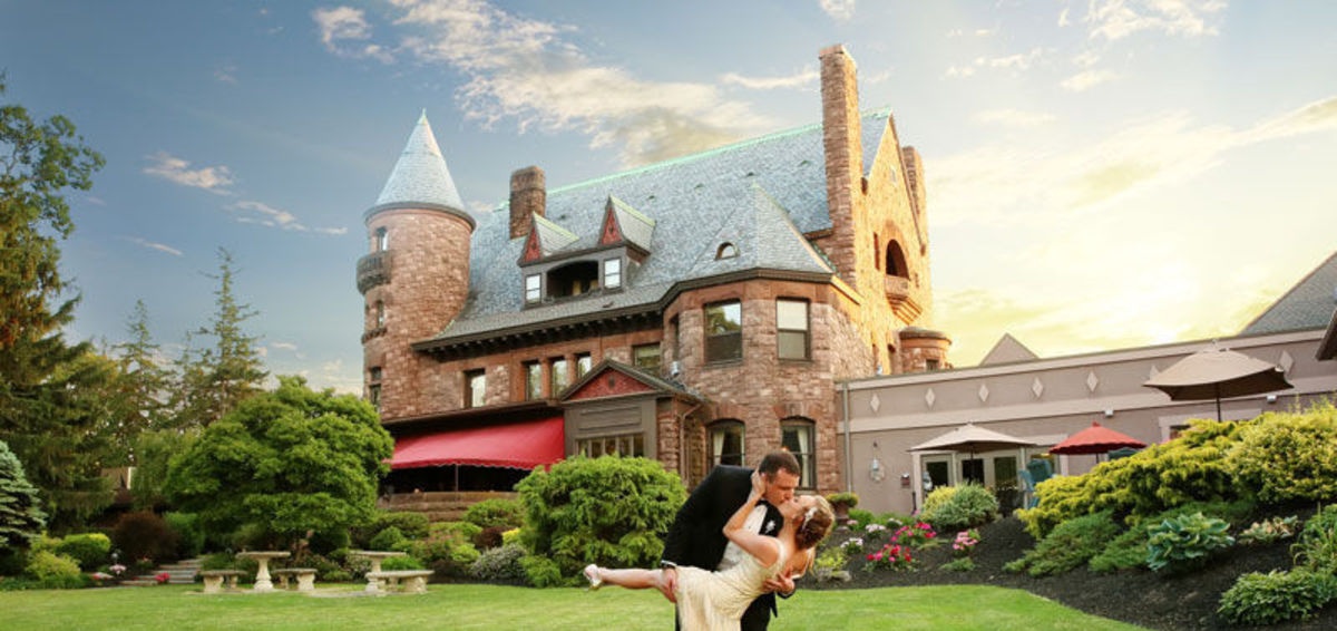 Picture Perfect Castle For a Wedding