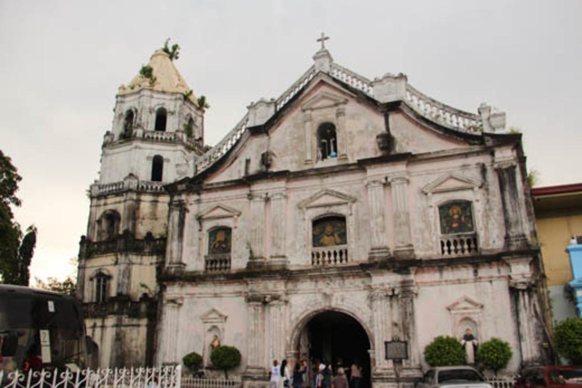 St. Dominic Parish in Abucay, Bataan