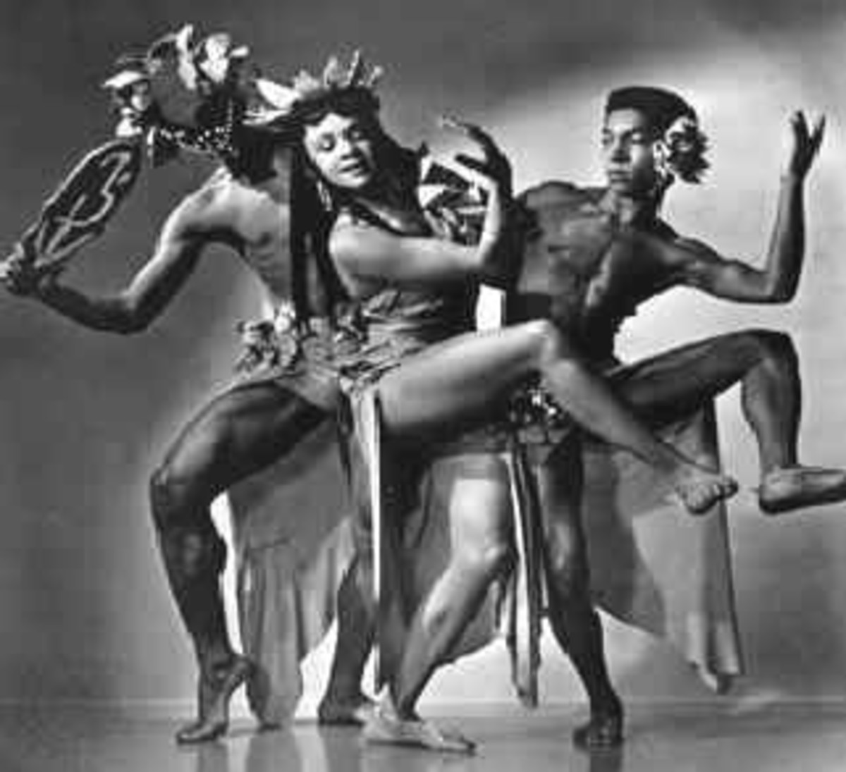 """2009 was the 100th anniversary of Katherine Dunham's birth. Heralded as the """"Matriarch of Black Dance,"""" her contributions to the field of dance and anthropology are still felt to this day."""