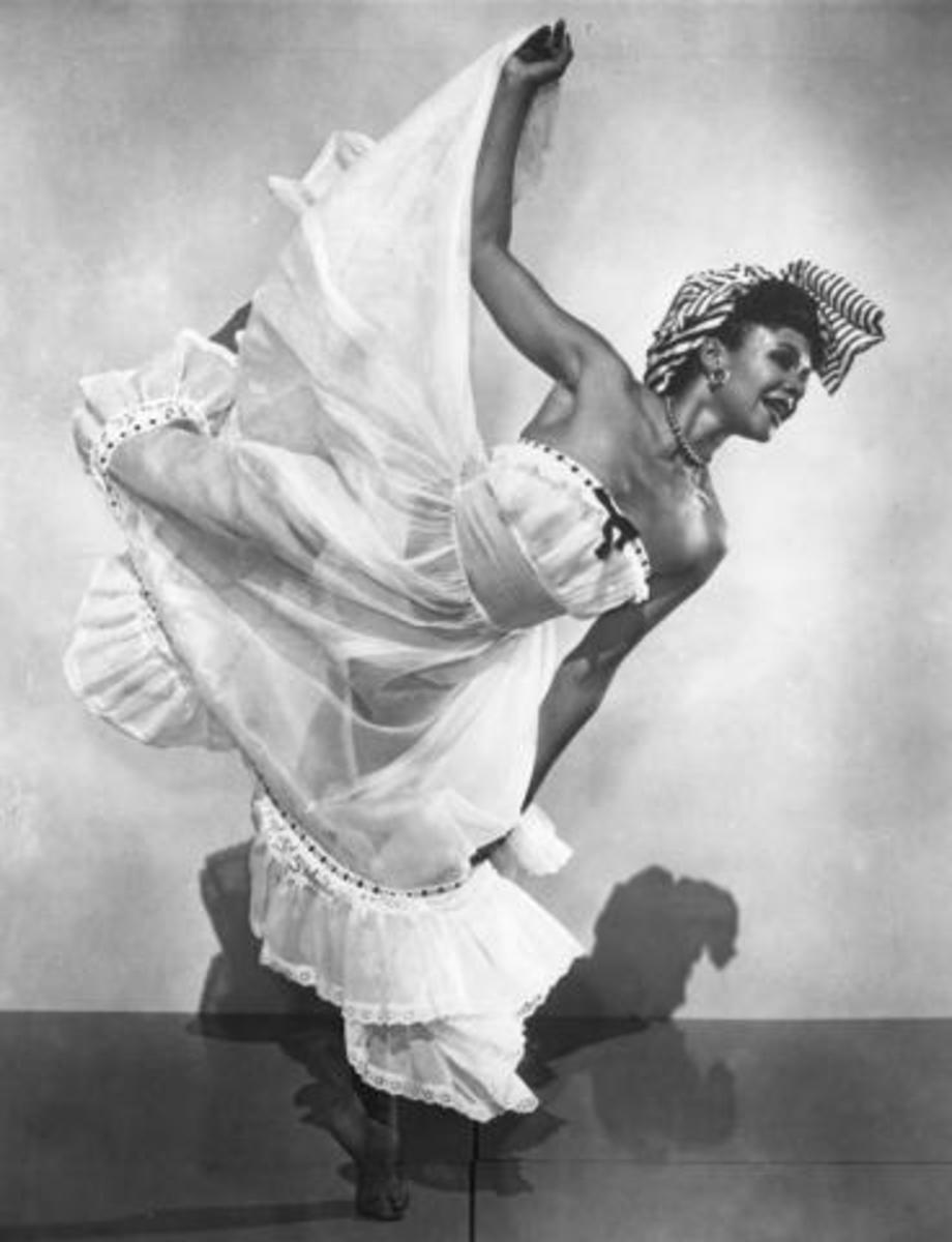"Katherine Dunham once said of the power of dance, ""We Dance Because We Must."""