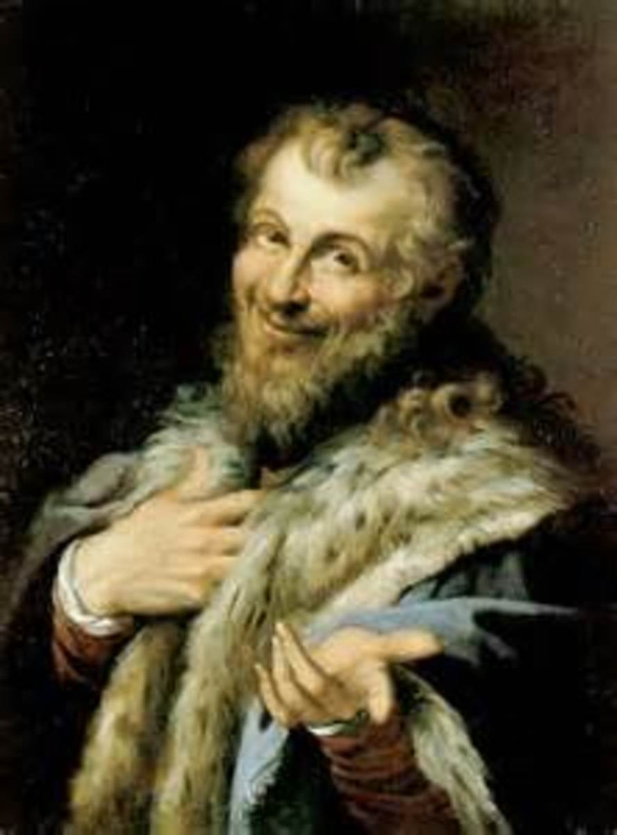 Democritus:(c. 460 – c. 370 BC); Father of modern science.