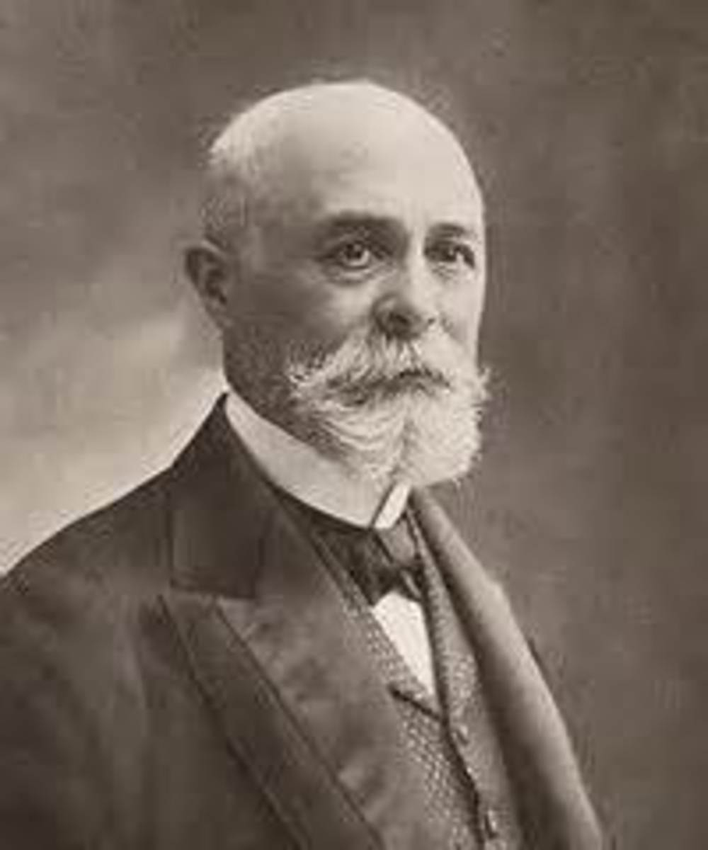 Antoine Henri Becquerel: (15 December 1852 – 25 August 1908) ; a Nobel Laureate and discovered radioactivity